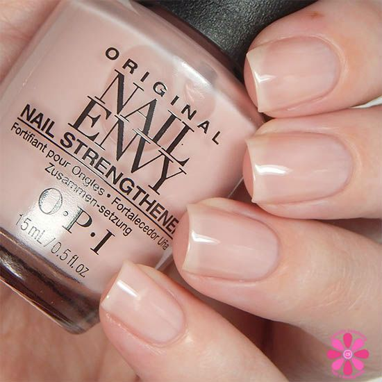 OPI Nail Envy Strength In Color Collection - Bubble Bath | Cosmetic Sanctuary