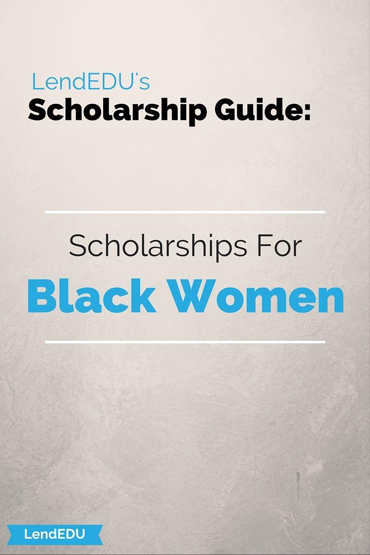 Scholarship essay black student
