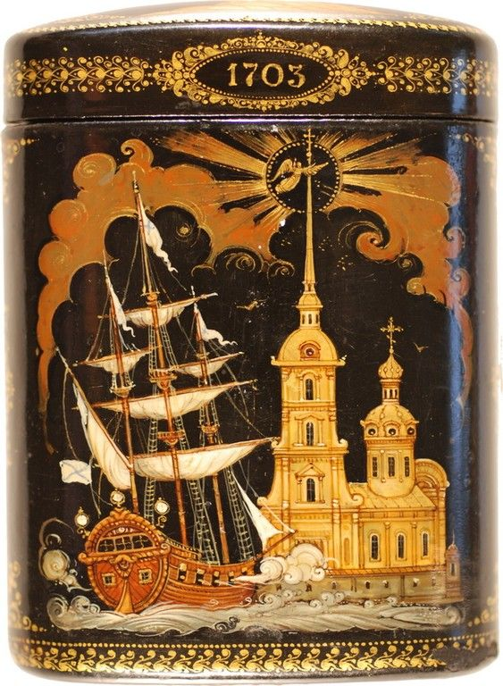 """Gallery Central Saint Petersburg - OOO """"Kholuy art lacquer miniature factory"""""""