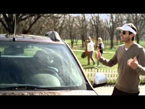 Dacia Duster Statussymbol Mehmet Scholl Golfplatz Werbung 2013 - YouTube