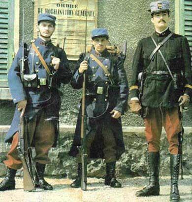 Cahier de guerre de Constant Vincent 1914 - 1
