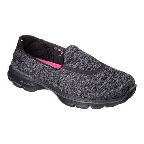 Women's Athletic Shoes/skechers performance charcoal go step elated fh5m36w5