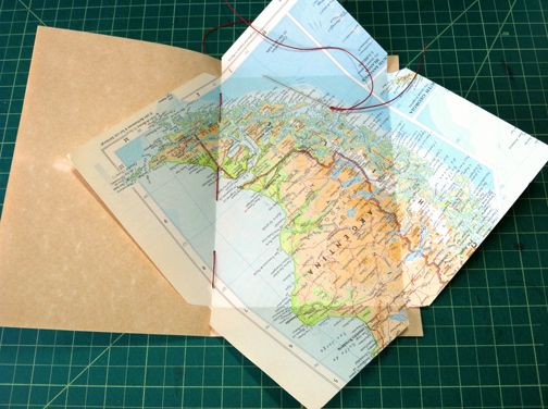 Need to remember this one! envelopes in books and a product review by Jeannine Stein