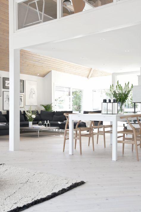17 mejores ideas sobre Salon Blanco Y Negro en Pinterest ...