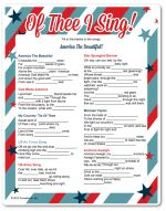 July 4th Songs - A Trivia of Patriotic Lyrics