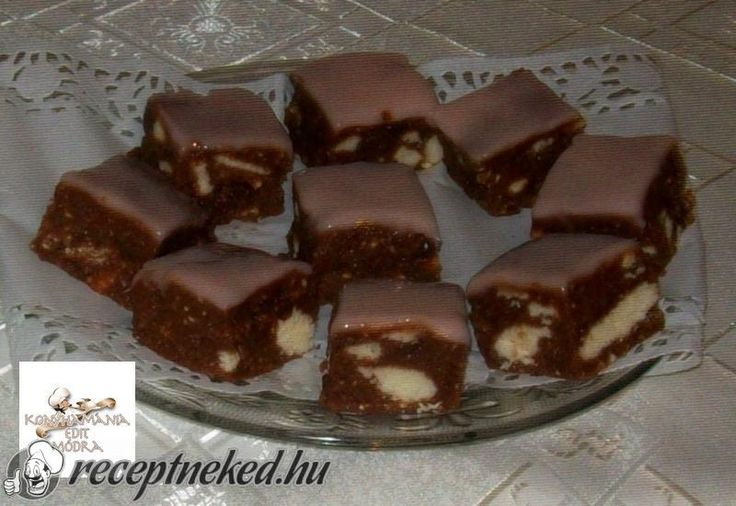 Kipróbált Sütés nélküli puncskocka recept egyenesen a Receptneked.hu gyűjteményéből. Küldte: Vass Laszlone