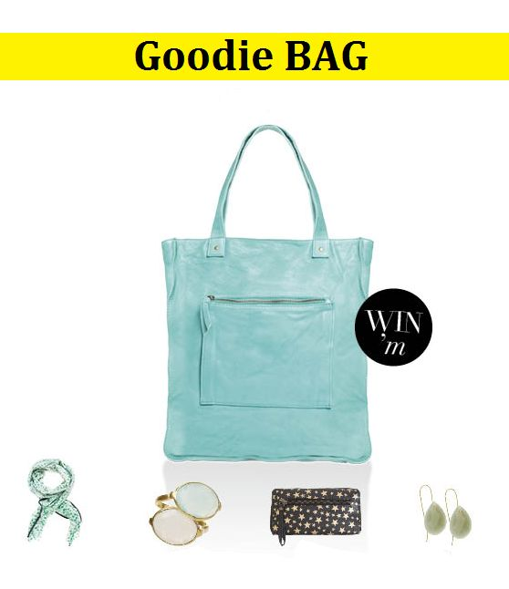 Win deze Goodiebag! Like en Repin. Klik hier om mee te doen:
