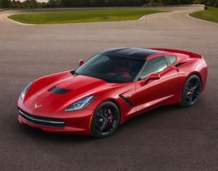 Corvette Stingray Gets 29 MPG EPA Rating