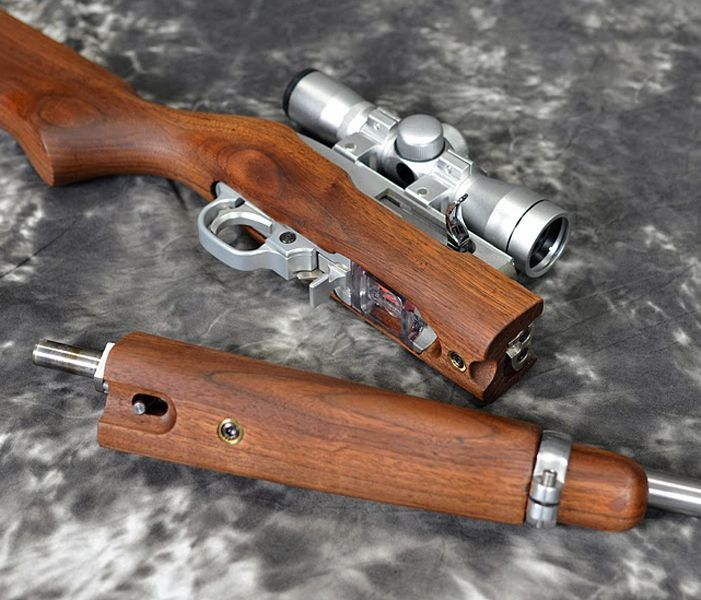 Ruger 10/22 Takedown - Wood Stocks