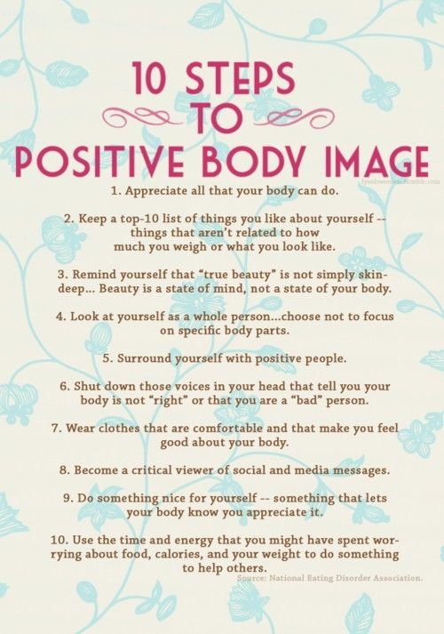 Image detail for -est chic! / Positive Body Image