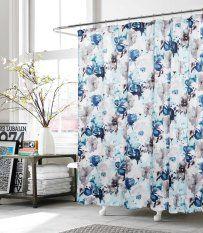 Bathroom shower curtains | floral design shower curtains | nautical themed shower curtains | kids shower curtains | shower curtain themes
