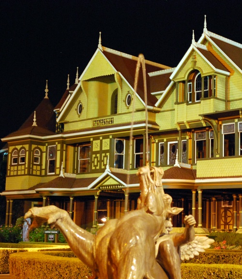 7 Real-Life Haunted Houses With Hair-Raising Histories