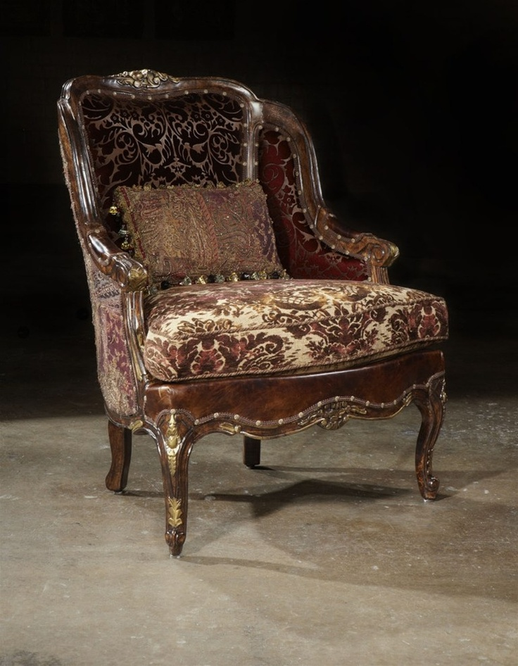 High Style Chair Traditional Furniture Bernadette Livingston Furniture Is  Simply The Best In Luxury Furniture And