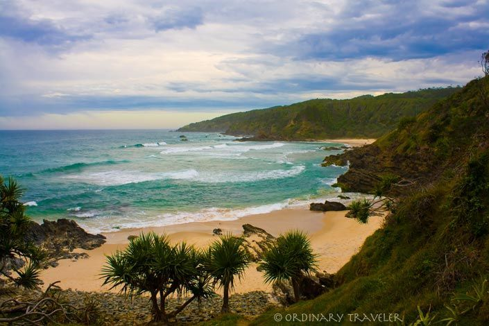 Kings Beach - Broken Head, Australia