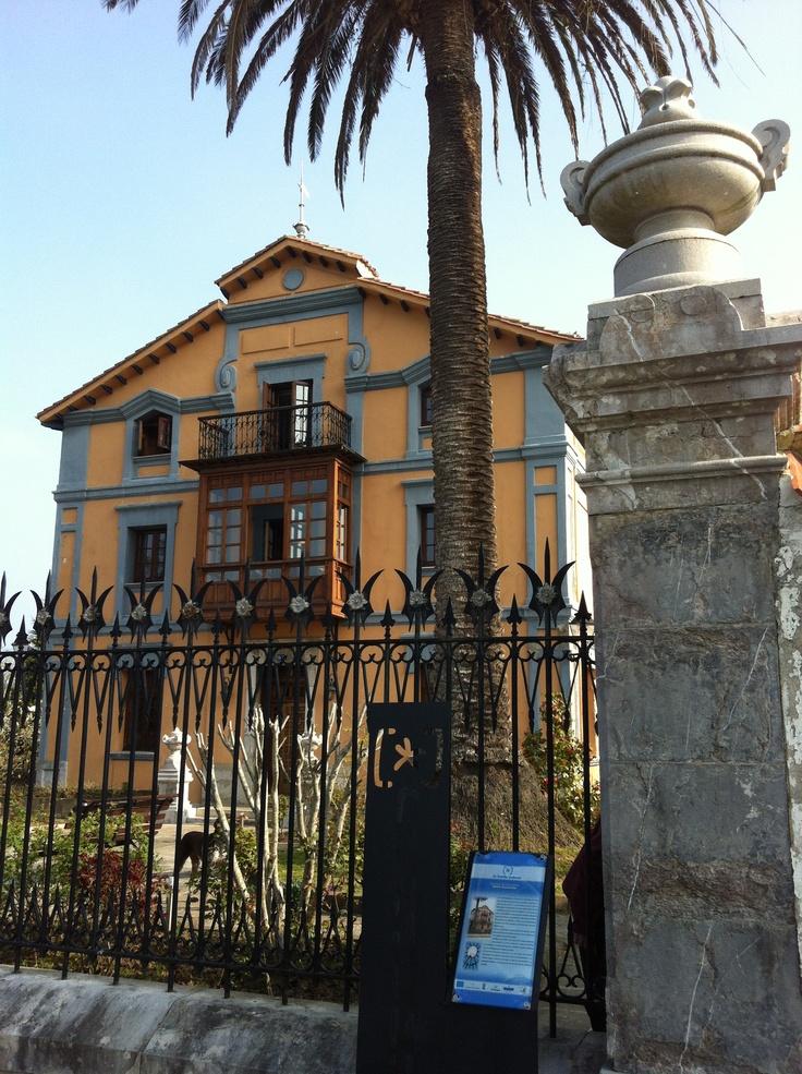 Casa de Indianos en Colombres (Asturias)