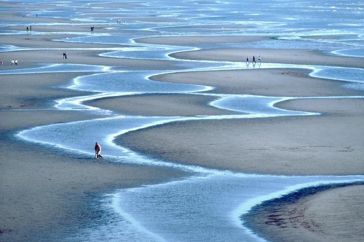 White Rock BC  Tidal Pools by Doug Nealy, via 500px