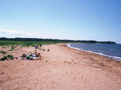 WATERSIDE BEACH PROVINCIAL PARK