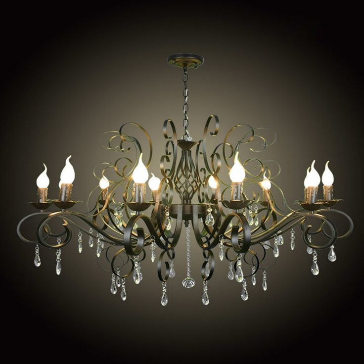 17 Best Images About Candelabros Y Lamparas On Pinterest