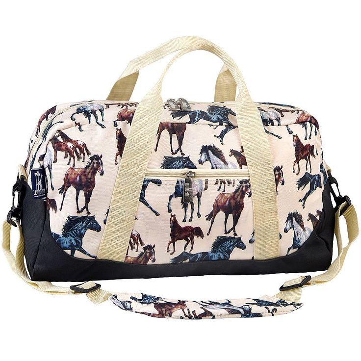 Wildkin Horse Duffel Bag Kids Bag accessories, Duffel