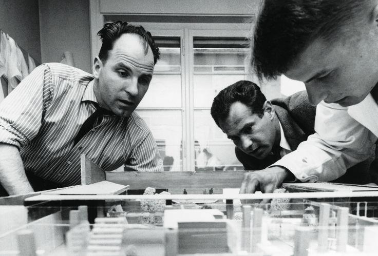 Max Schlup. Architekt