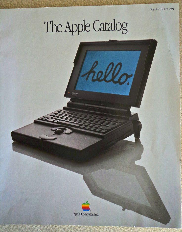 Apple Computer The Apple Catalog Premiere Edition 1992
