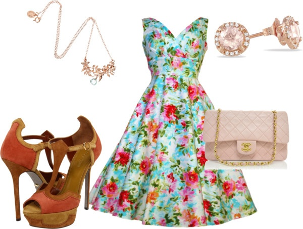 """""""Summer"""" by summerheart on Polyvore: Style, Summerheart, Polyvore"""