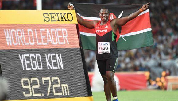 Julius Lego, campeón mundial 2015 de lanzamiento de Jabalina, carecía de entrenadores en su pueblo natal de Kenia. Como consecuencia, entrenaba todos los días las técnicas que aprendía en videos de YouTube.