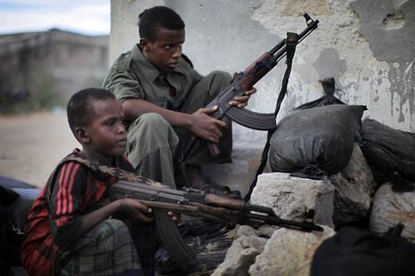 "Ed Ou ""Les enfants soldats en Somalie"""