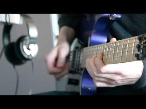 Recording of Colors (original) instrumental guitar by Robert U/C.Fordo