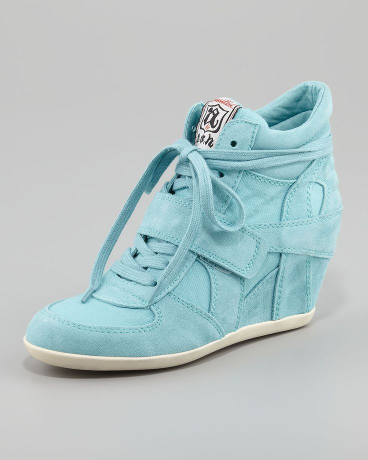 http://ncrni.com/ash-bowie-suede-canvas-wedge-sneaker-turquoise-p-15084.html