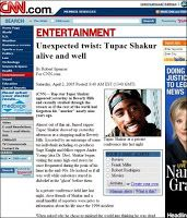 Tupac Dead Body | Is Tupac Dead or Alive?