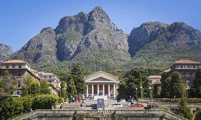 University of Cape Town, main campus