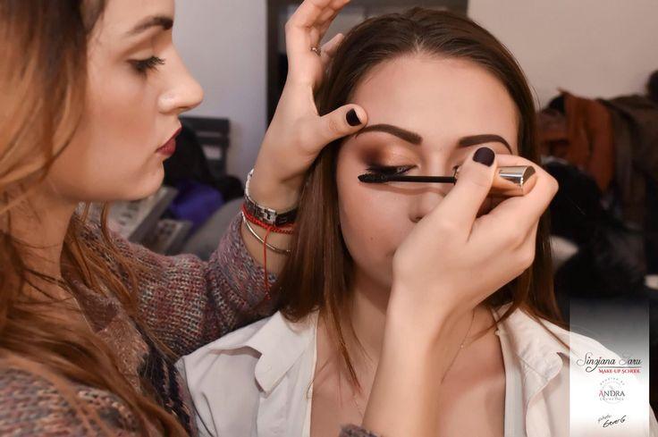 Work #makeup