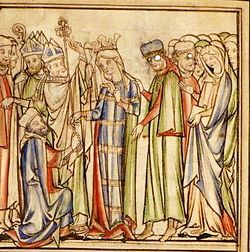 Edith of Wessex was the Queen of Edward the Confessor of England