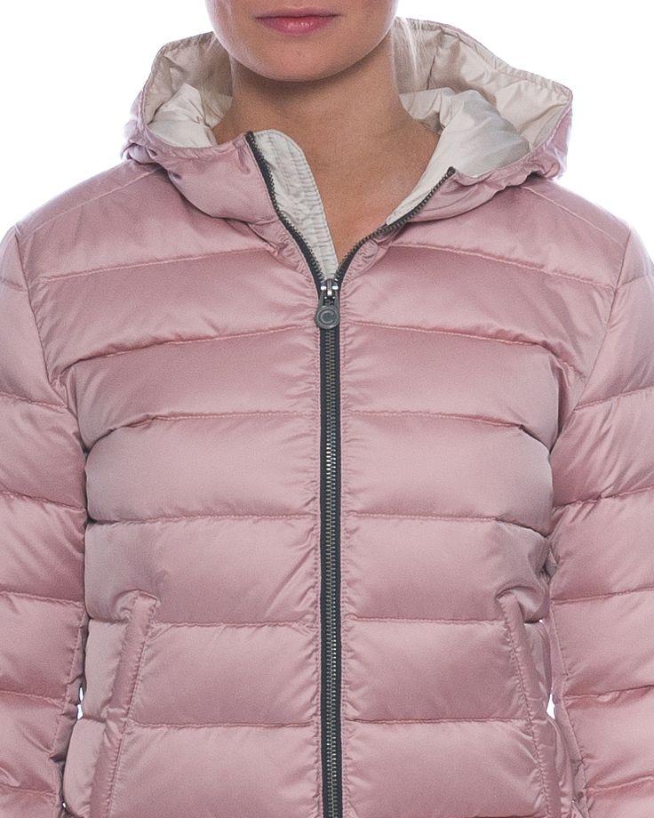 Colmar 2286N Ladies down jacket light pink Jackor på Zoovillage