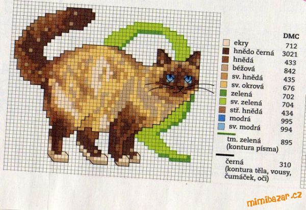 Cat Alphabet: Q