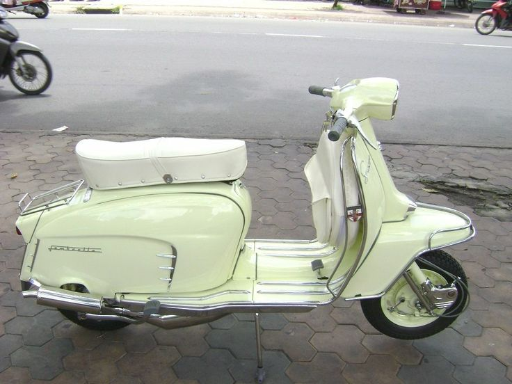 1966 Lambretta