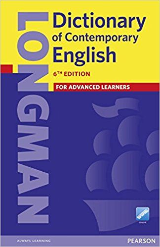 Longman Dictionary of Contemporary English (Paper and Online Access) (6th Edition): Pearson Education: 9781447954200: Amazon.com: Books