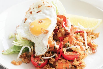 Indonesian Fried Rice - Nasi Goreng