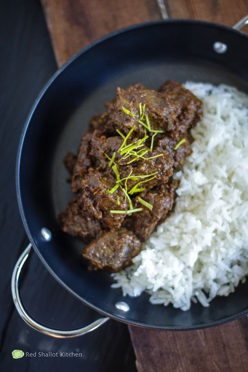 Click here to print the recipe     Ask an Indonesian, any Indonesian you meet, to name one dish that best represent their country, and ...