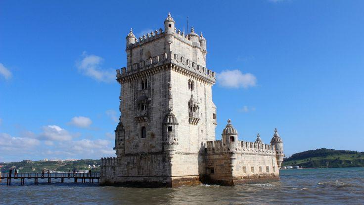 #Turm von #Belem #Lissabon #Portugal #Geschichte