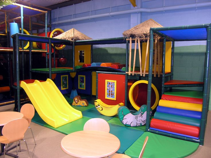 Indoor Toddler Play Area - YES PLEASE!