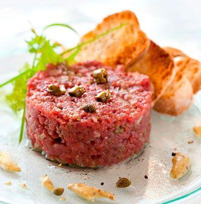 Receta de Steak Tartar | Hosteleriasalamanca.es