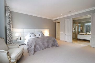 Bedroom, Fulham - contemporary - Bedroom - London - VC Design Architectural Services