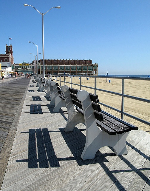 Nothing like growing up near the shore.  Miss Home - Asbury Park, NJ