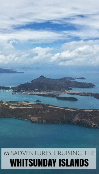My (mis)adventures cruising around the Whitsundays. Beautiful scenery and so much room for activities!