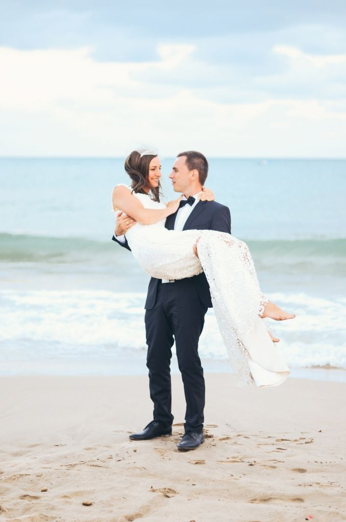 summer wedding in #spain by Rox and San Photography