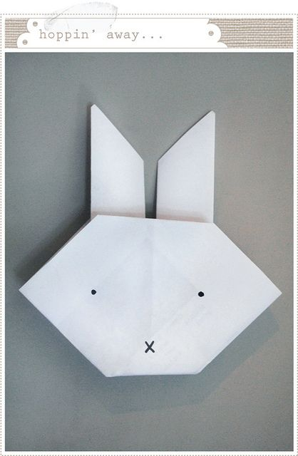 i am going to make this bunny with a bunch of lovely 4-5yrs old on this thurs!