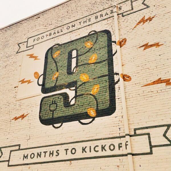 Baylor Street Art Wall: 29 Best My Hometown: Waco, Texas Images On Pinterest