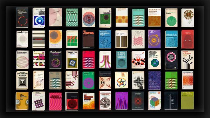 L'artiste allemand Henning Max Lederer a animé virtuellement les couvertures de plusieurs livres très graphiques. Le résultat est hypnotique, voire psychédélique!